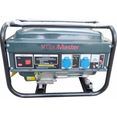 Бензогенератор BauMaster PG-87130X