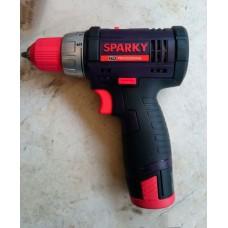 Аккумуляторный шуруповерт Sparky BR2 10,8Li HD