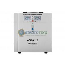 Стабилизатор напряжения Sturm PS93080RC
