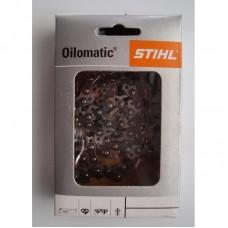 Пильная цепь Stihl 63PM3 3/8 57 звеньев 1.3 мм
