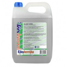 Антибактериальное средство для очистки поверхностей Ekokemika Salnet Sano 5л.