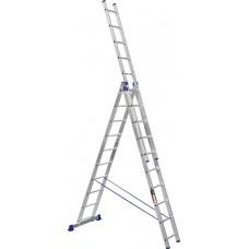 Лестница 3-х секционная Stark SVHR3x10