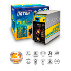 Сварочный инвертор Патон ВДИ-MINI
