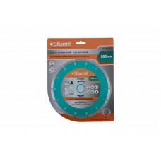 Алмазный диск отрезной Sturm 5170404 Сегментный