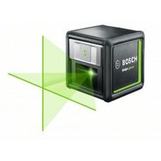 Лазерный нивелир  Bosch Quigo Green (зеленый луч) + штатив